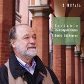 Scriabin: The Complete Etudes by Boris Bekhterev