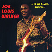 Play & Download Live At Slims: Volume 1 by Joe Louis Walker | Napster