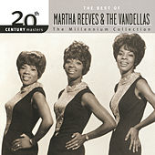 The Best of Martha Reeves and the Vendellas by Martha and the Vandellas