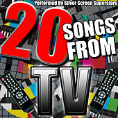 Play & Download 20 Songs from Tv by Silver Screen Superstars | Napster