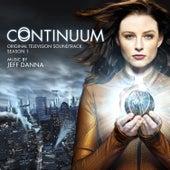 Continuum (Original Television Soundtrack) by Jeff Danna