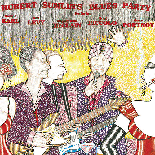 Play & Download Hubert Sumlin's Blues Party by Hubert Sumlin | Napster