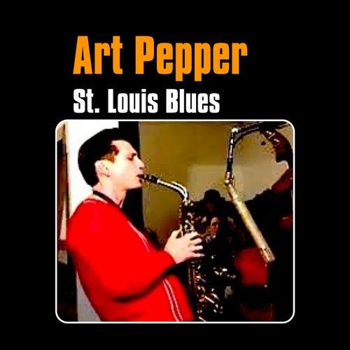 St. Louis Blues by Art Pepper
