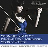 Yoon-Hee Kim plays Khachaturian and Tchaikovsky Violin Concertos by Yoon-Hee Kim