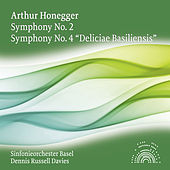 Play & Download Honegger: Symphony No. 2 - Symphony No. 4,