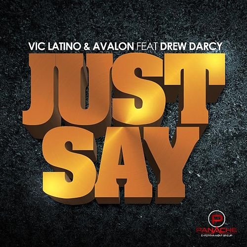 Just Say by Vic Latino