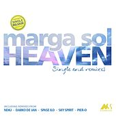 Play & Download Heaven (The Remixes) by Marga Sol | Napster