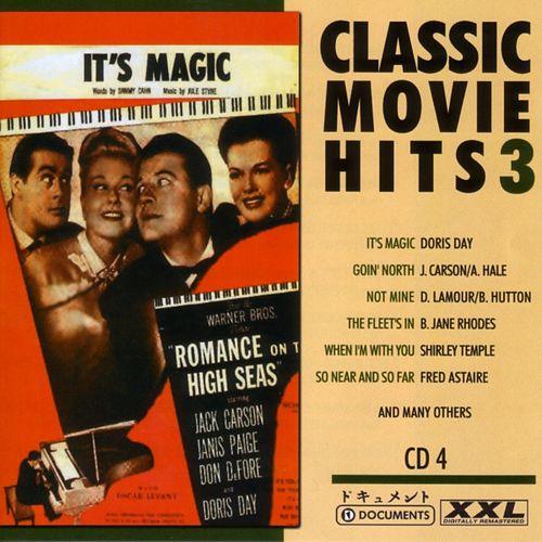 Classic Movie Hits 3 - Volume 4 by Various Artists