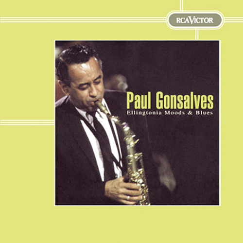 Play & Download Ellingtonia Moods And Blues by Paul Gonsalves | Napster