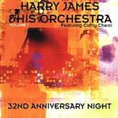 32nd Anniversary Night Vol. 1 by Harry James