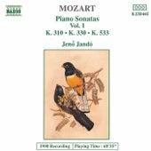 Piano Sonatas Vol. 1 by Wolfgang Amadeus Mozart