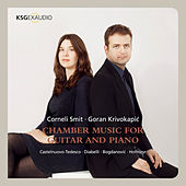 Castelnuovo-Tedesco, Diabelli, Bogdanovic, Hofmeyr: Chamber Music for Guitar and Piano by Goran Krivokapic