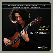 Play & Download Bach & Paganini: Il Diabolico by David Dyakov | Napster