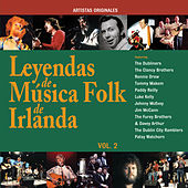 Play & Download Leyendas de Música Folk de Irlanda, Vol. 2 by Various Artists | Napster