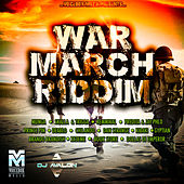Play & Download War March Riddim by Various Artists | Napster