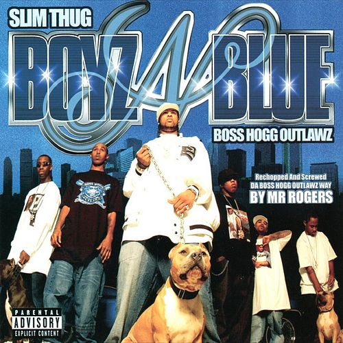 Play & Download Boyz-N-Blue by Slim Thug | Napster