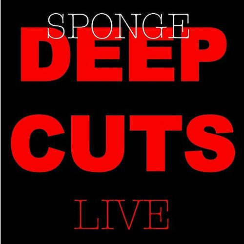 Play & Download Deep Cuts Live by Sponge | Napster