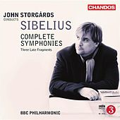 Sibelius: Complete Symphonies & 3 Late Fragments by BBC Philharmonic Orchestra
