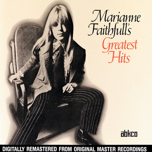 Play & Download Marianne Faithfull's Greatest Hits by Marianne Faithfull | Napster