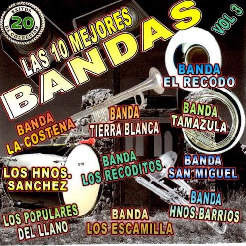Play & Download 20 Exitos de las 10 Mejores Bandas, Vol. 3 by Various Artists | Napster