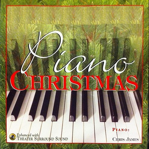 Play & Download Piano Christmas by Chris James | Napster