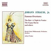 Famous Overtures by Johann Strauss, Jr.