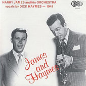 James and Haymes by Harry James