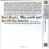 Play & Download Don't Smoke/Get Off the Internet by Microphones | Napster