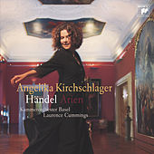 Play & Download Handel Arien by Angelika Kirchschlager | Napster