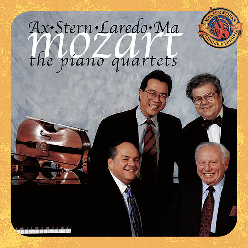Play & Download Piano Quartets, K. 493 & K. 478 [Expanded Edition] by Wolfgang Amadeus Mozart | Napster