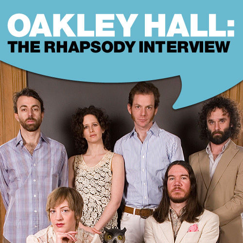 Play & Download Oakley Hall: The Rhapsody Interview by Oakley Hall | Napster