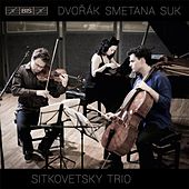 Play & Download Dvořák, Smetana & Suk: Piano Trios by Sitkovetsky Trio | Napster