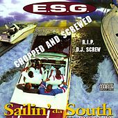 Play & Download Sailin' da South by E.S.G. | Napster