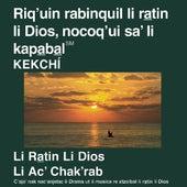 Kekchi Nuevo Testamento (Dramatizada) - Q'eqchi' bible by La Biblia
