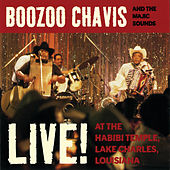 Play & Download Live At The Habibi Temple by Boozoo Chavis | Napster