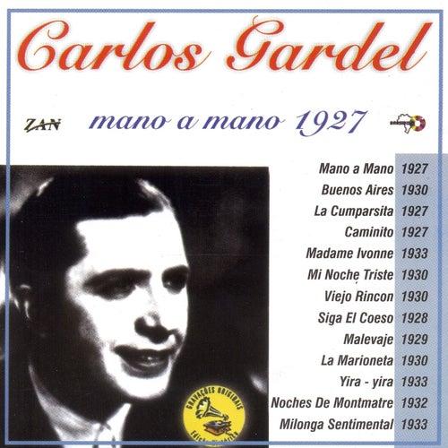 Mano a Mano (1927) by Carlos Gardel