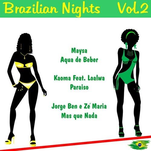 Brazilian Nights, Vol.2 by Various Artists