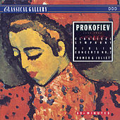 Prokofiev: Classical Symphony in D Major, Violin Concerto No. 2, Romeo and Juliet Suite No. 2 by Wanda Wilkomirska