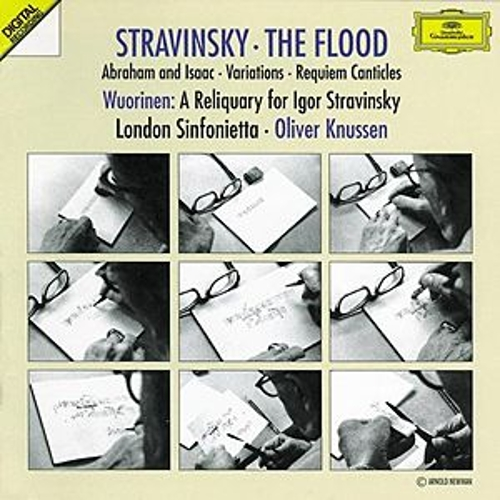 Play & Download Stravinsky: The Flood; Abraham and Isaac; Variations; Requiem Canticles / Wuorinen: A Reliquary for Igor Stravinsky by Various Artists | Napster