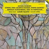 Schoenberg: Ode to Napoleon; Webern: String Trio by Various Artists