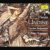 Henze: Undine by Various Artists