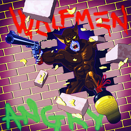 Play & Download Angry by The Wolfmen | Napster
