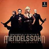 Mendelssohn: String Quartets by Artemis Quartet