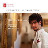 Mussorgsky: Pictures at an Exhibition by Federico Colli
