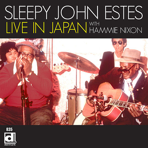 Play & Download Live in Japan with Hammie Nixon by Sleepy John Estes | Napster