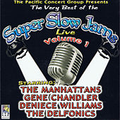 Play & Download Super Slow Jams Vol.1 (Live) by Various Artists | Napster