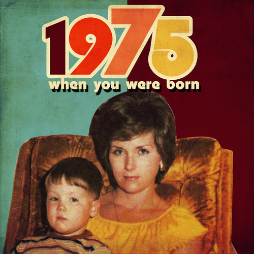 Play & Download When You Were Born 1975 by Various Artists | Napster