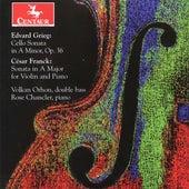 Play & Download Grieg: Cello Sonata, Op. 36 - Franck: Violin Sonata in A Major by Volkan Orhon | Napster