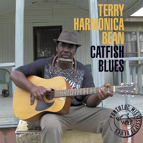Catfish Blues by Terry Harmonica Bean