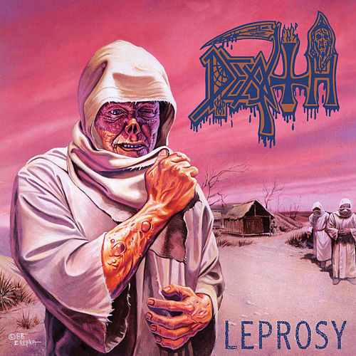 Leprosy (Deluxe Reissue) by Death